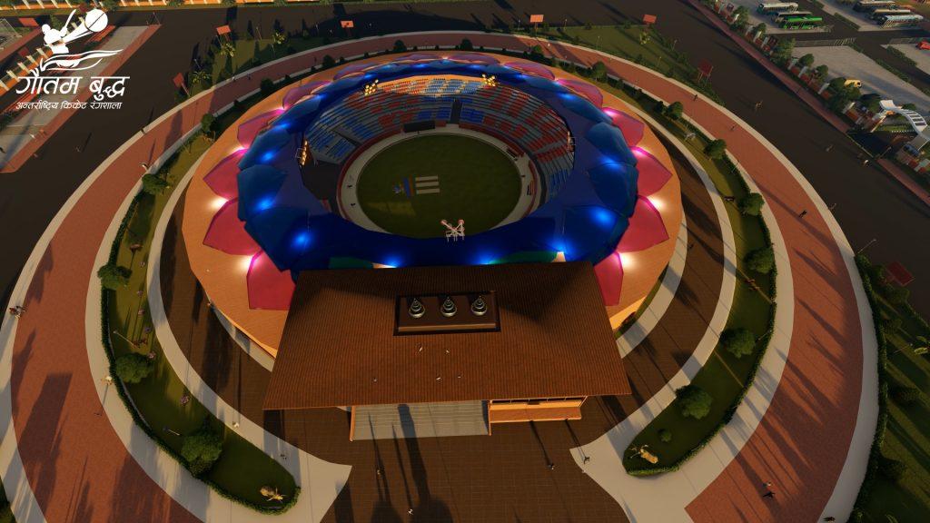 नेपालमै बन्नेछ अब अन्तर्राष्ट्रियस्तरको सुविधासम्पन्न क्रिकेट रंगशाला (हेरौं ५ तस्बिरमा)