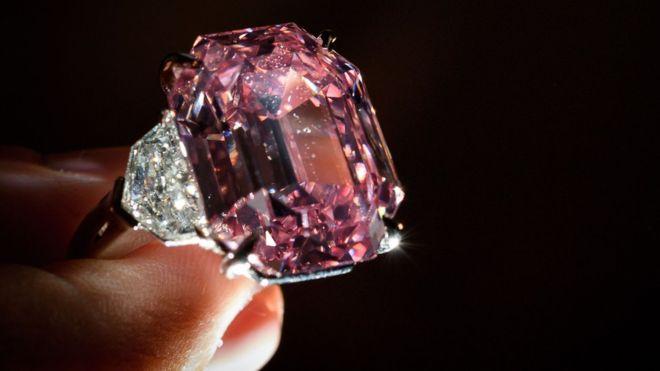 यो 'गुलाबी हिरा' को मूल्य थाहा पाउँदा तपाईं जिब्रो टोक्नुहुन्छ !