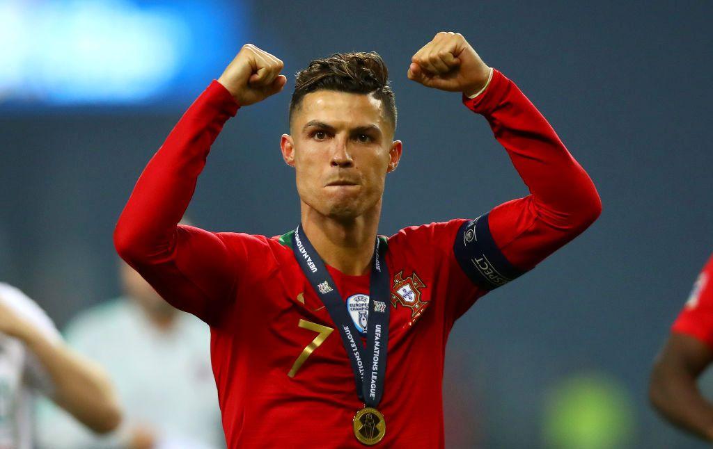 ३४ वर्षका रोनाल्डो अन्तर्राष्ट्रिय फुटबलमा इतिहास रच्नबाट केही कदम टाढा !