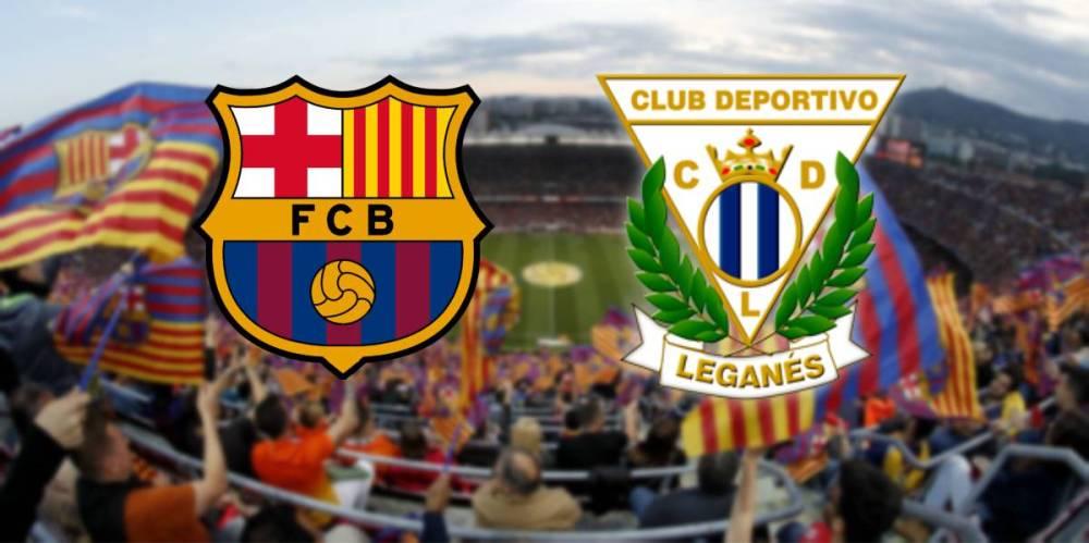 कोपा डेल रे : आज बार्सिलोनालाई उसकै घरमा हराउने लेगानेसको दाउ !