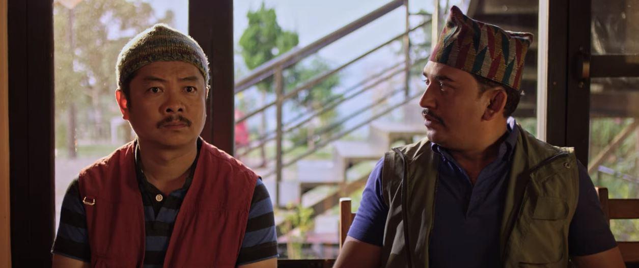 यस्तो छ धुर्मुस–सुन्तलीले बनाएको फिल्म 'सेन्टी भाइरस' को ट्रेलर (भिडियो)