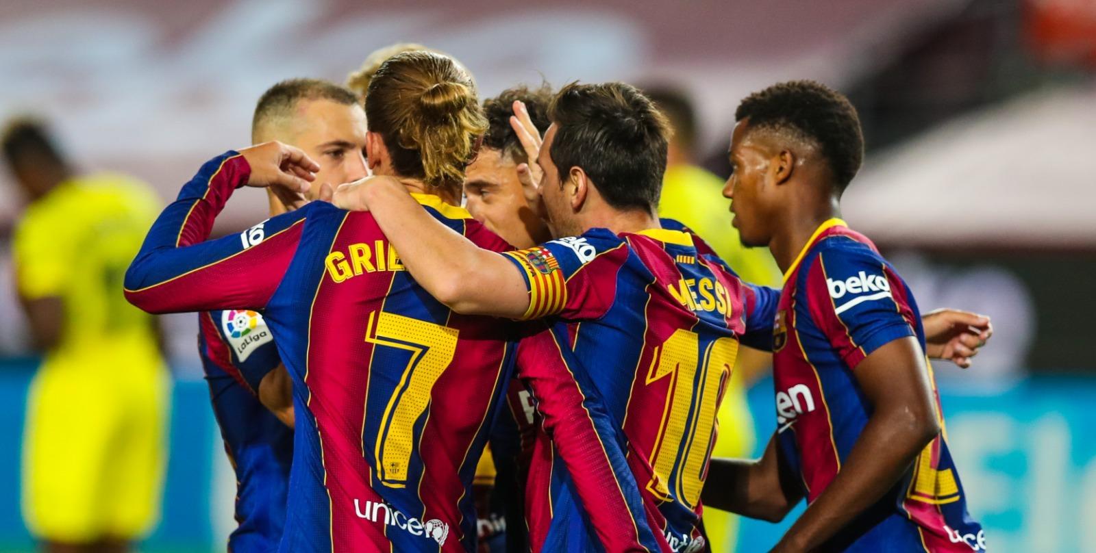 'बार्सिलोना अब अघि बढ्यो, कसैले रोक्न सक्दैन'
