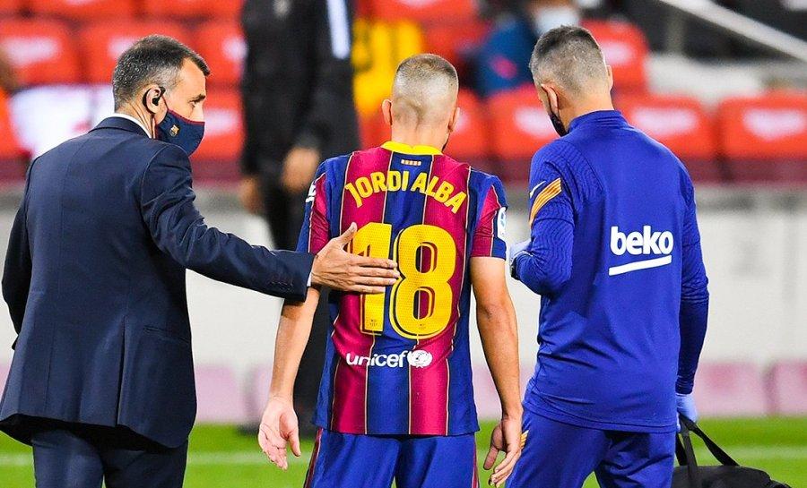 बार्सिलोनाका अल्बा घाइते : कति खेल गुमाउँछन् ?
