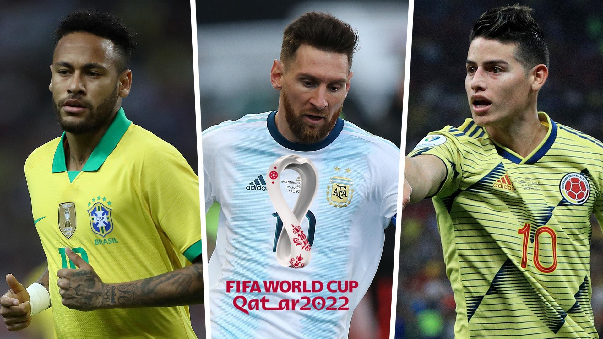 दक्षिण अमेरिकी क्षेत्रका विश्वकप छनौट खेल लाइभ कसरी हेर्ने ?
