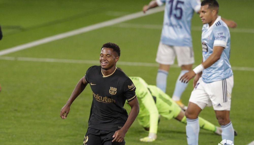 पहिलो हाफमा बार्सिलोना ०–१ ले अघि : बार्सिलोना १० खेलाडीमा झर्यो