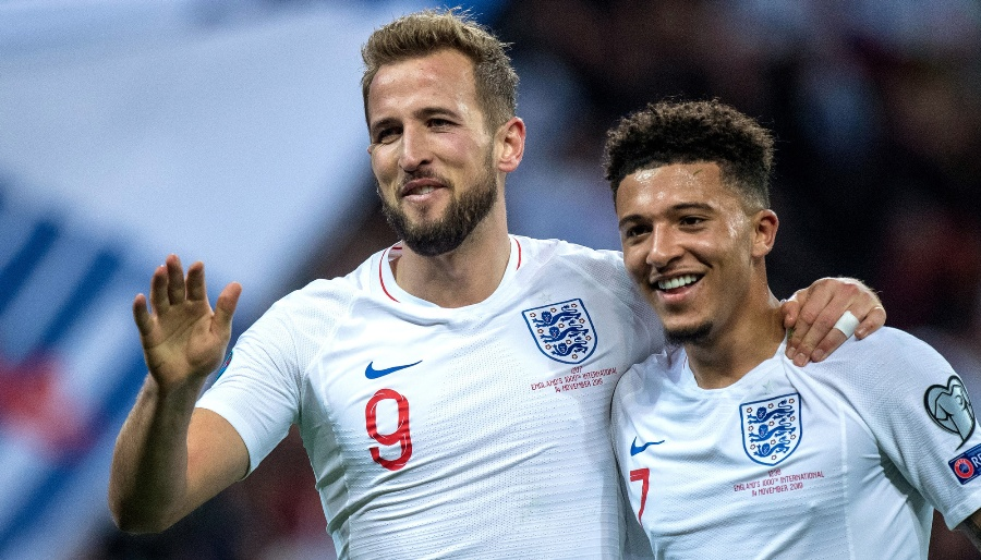 बेल्जियम र वेल्सविरुद्ध खेल्ने इंग्ल्यान्डको टोली घोषणा