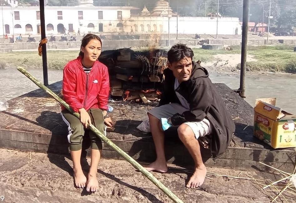 बेवारिसे शव जलाउने नेपाली किशोरी 'विश्वका १०० प्रभावशाली महिला'को सूचीमा