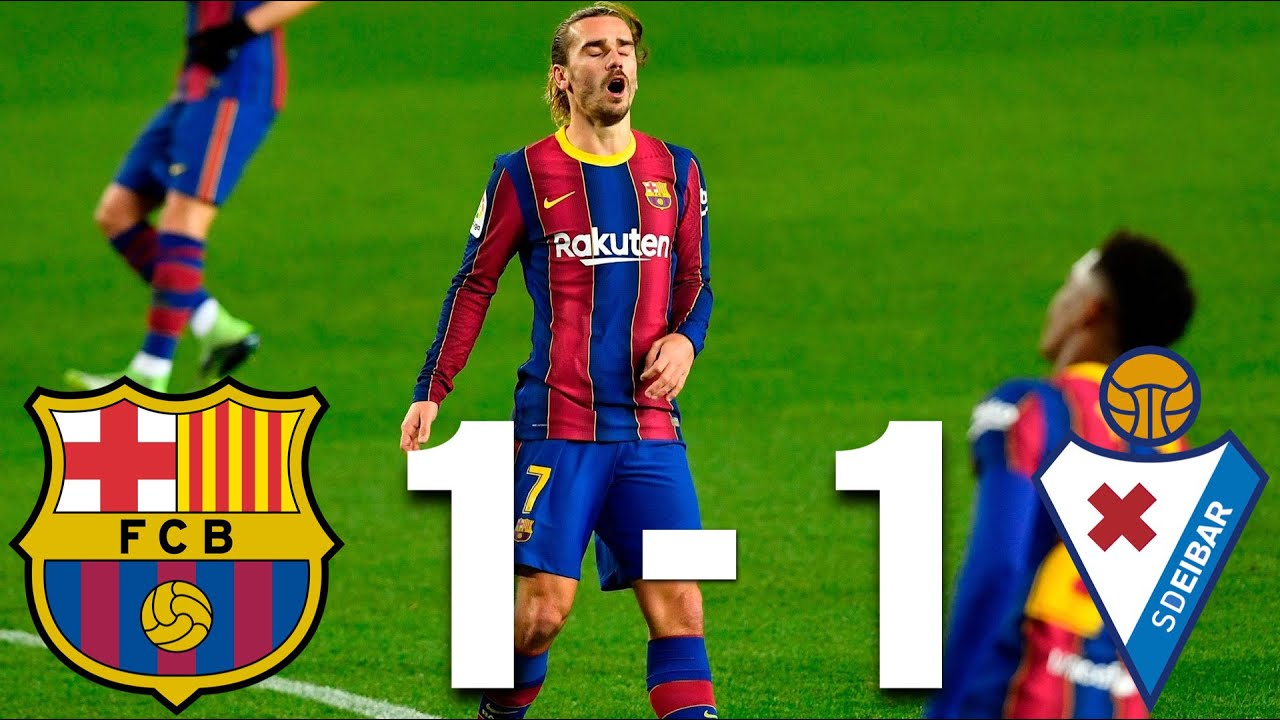 खेलाडीको निराशा– 'बार्सिलोनालाई १ गोल गर्न हजार मौका चाहिन्छ'