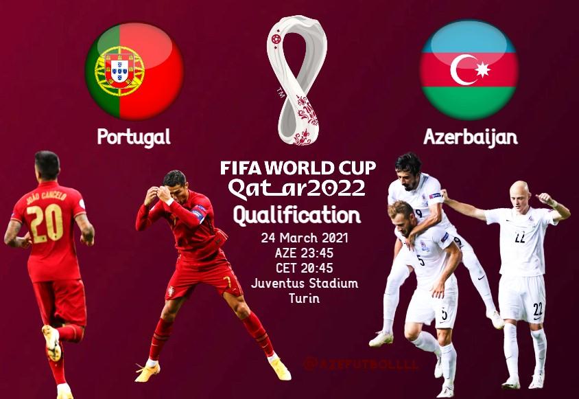 कतार विश्वकप छनौट : पहिलो खेलमा पोर्चुगल आज अजरबैजानसँग भिड्दै