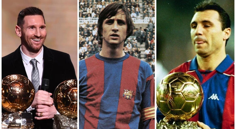 बार्सिलोनाको क्लब इतिहासकै बेस्ट खेलाडी को ? : फ्यानहरूले छानेनन् मेस्सीलाई !